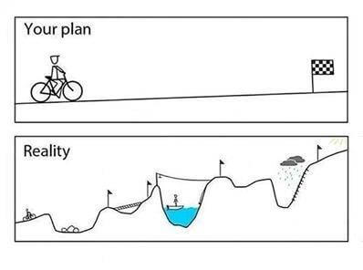 Quality control plan improvement projects seem to take on a life of their own.